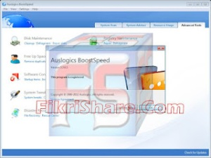 Auslogics BoostSpeed 5.3.0.5 Full